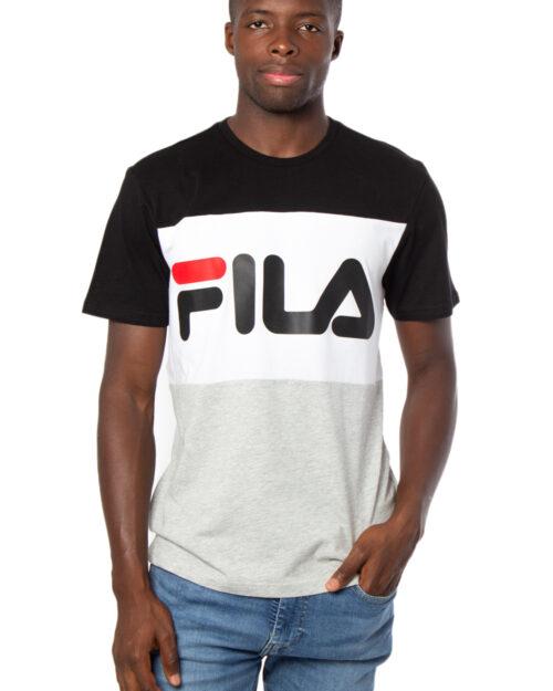 T-shirt Fila DAY Nero - Foto 2