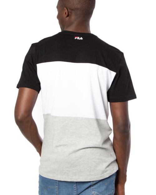 T-shirt Fila DAY Nero - Foto 3