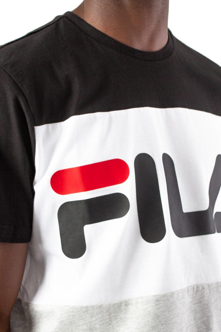 T-shirt Fila DAY Nero - Foto 4