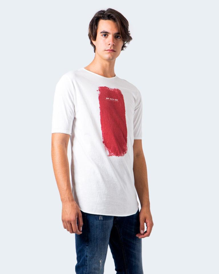 T-shirt Imperial SCRITTA IMP20/21AW Bianco - Foto 1