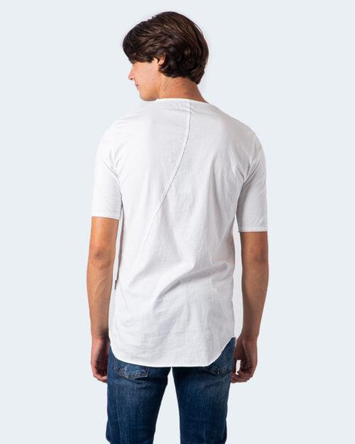 T-shirt Imperial SCRITTA IMP20/21AW Bianco - Foto 2