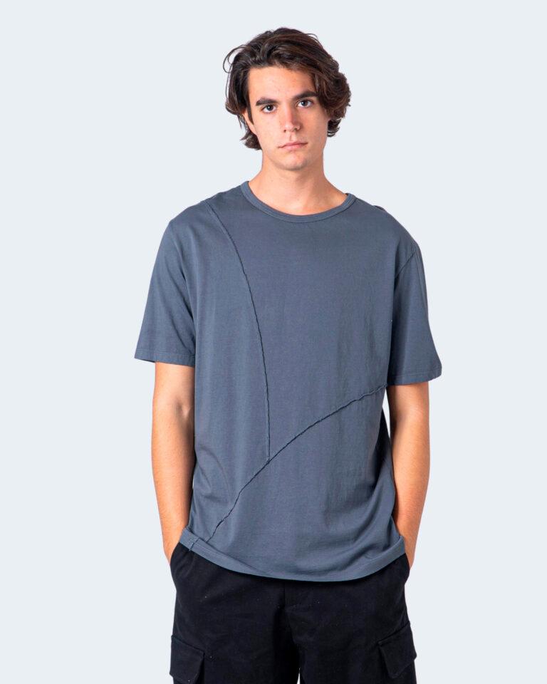 T-shirt Imperial CUCITURA FRONTALE Grigio - Foto 1
