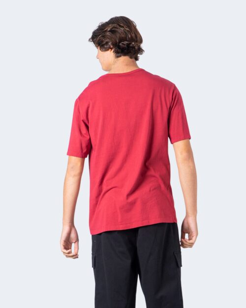 T-shirt Imperial CUCITURA FRONTALE Rosso - Foto 2