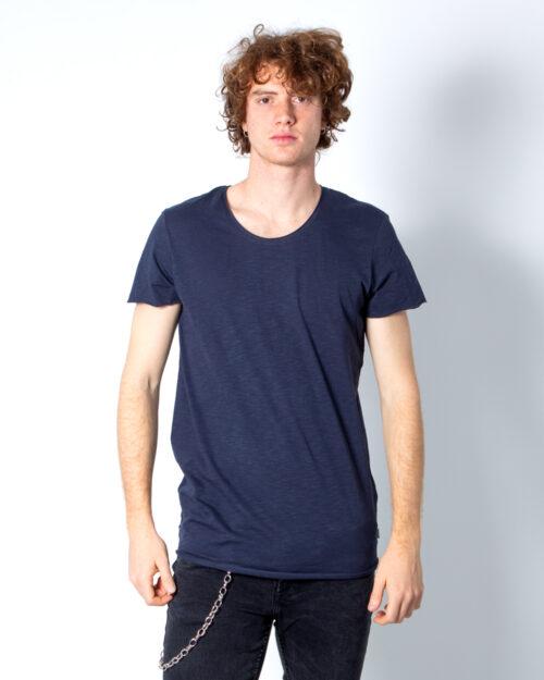 T-shirt Jack Jones BAS Blu – 27625