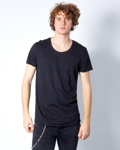 T-shirt Jack Jones BAS Nero – 21333