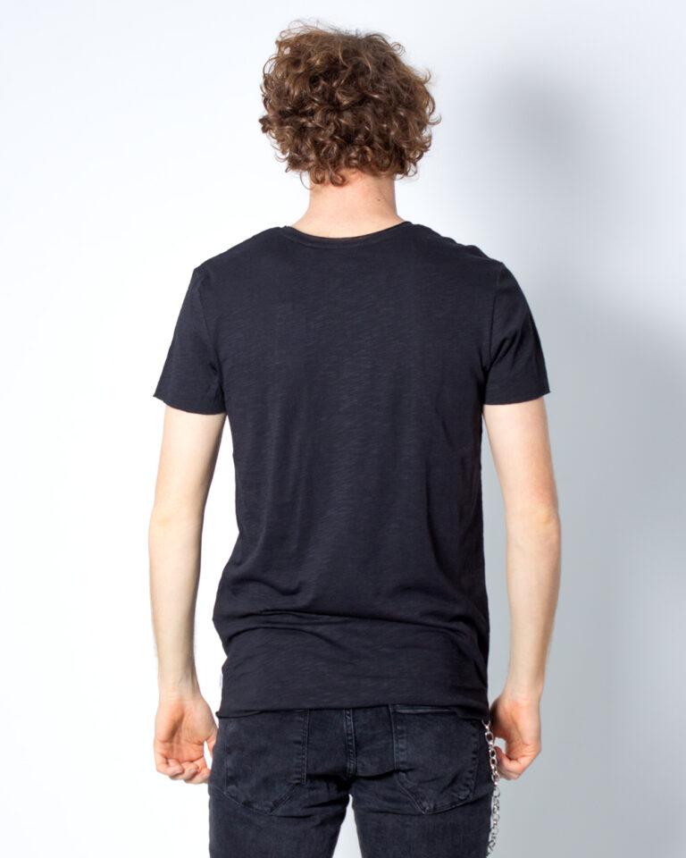 T-shirt Jack Jones BAS Nero - Foto 3