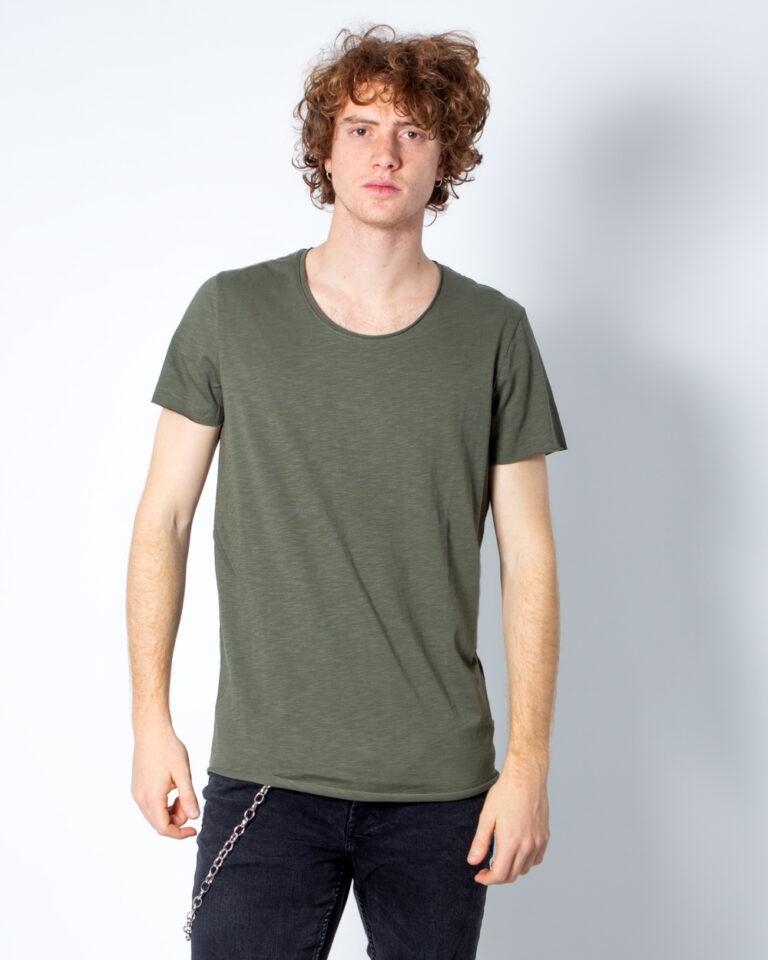 T-shirt Jack Jones BAS Verde - Foto 2
