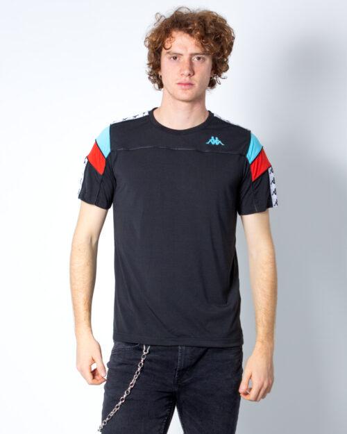T-shirt Kappa ARAR SLIN Nero - Foto 2