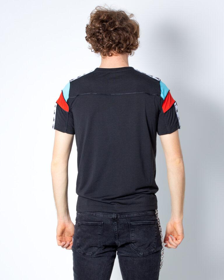 T-shirt Kappa ARAR SLIN Nero - Foto 3