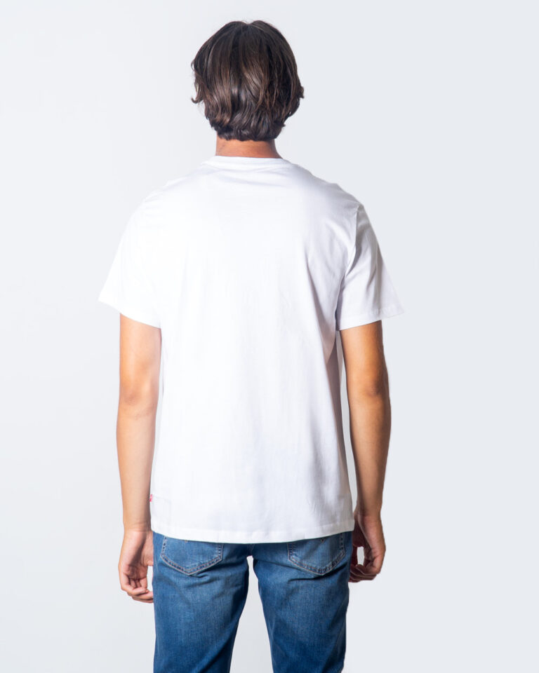 T-shirt Levi's® Graphic Crewneck Tee Cactus Bianco - Foto 2