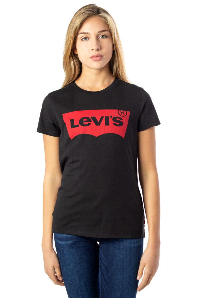 T-shirt Levi's® THE PERFECT TEE Nero - Foto 2