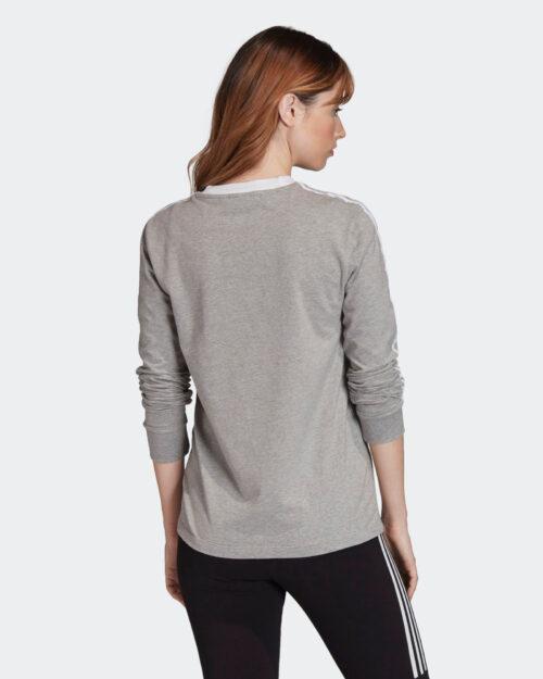 T-shirt manica lunga Adidas – Grigio Chiaro – 61287