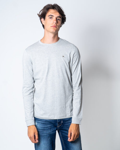 T-shirt manica lunga Diesel Diego Long AR2 Grigio Chiaro – 51522