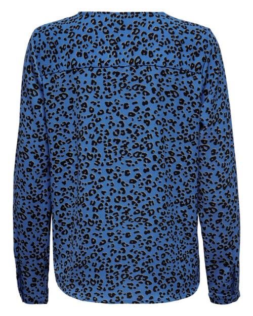 T-shirt manica lunga Jacqueline De Yong PIPER Blu – 61546