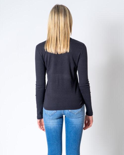 T-shirt manica lunga Levi's® LS Baby Tee Nero - Foto 3