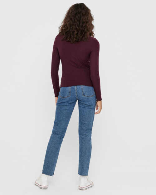Maglione Only Emma Bordeaux – 36693