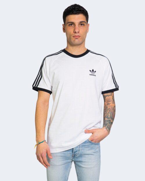 T-shirt Adidas STRIPES Bianco - Foto 1