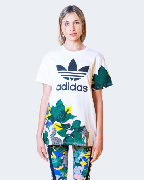 T-shirt Adidas - Bianco - Foto 2