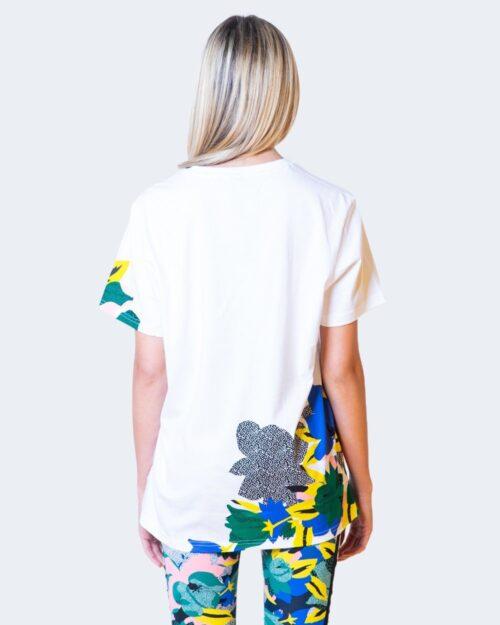 T-shirt Adidas - Bianco - Foto 3