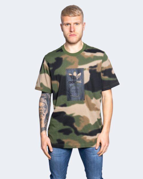 T-shirt Adidas CAMO Mimetico – 66533