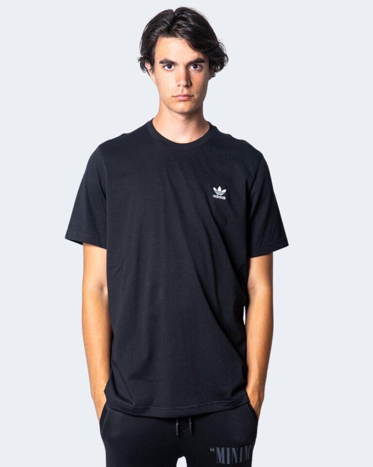 T-shirt Adidas ESSENTIAL Nero - Foto 1