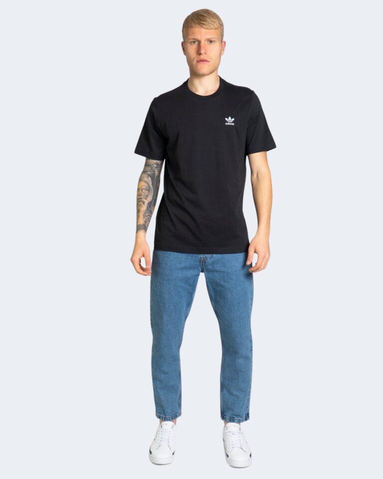 T-shirt Adidas ESSENTIAL Nero - Foto 3