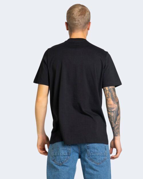 T-shirt Adidas ESSENTIAL Nero - Foto 4