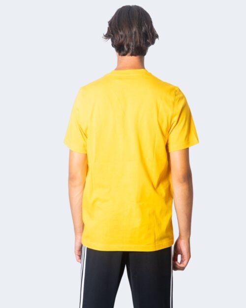 T-shirt Adidas TREFOIL LOGO Ocra - Foto 2