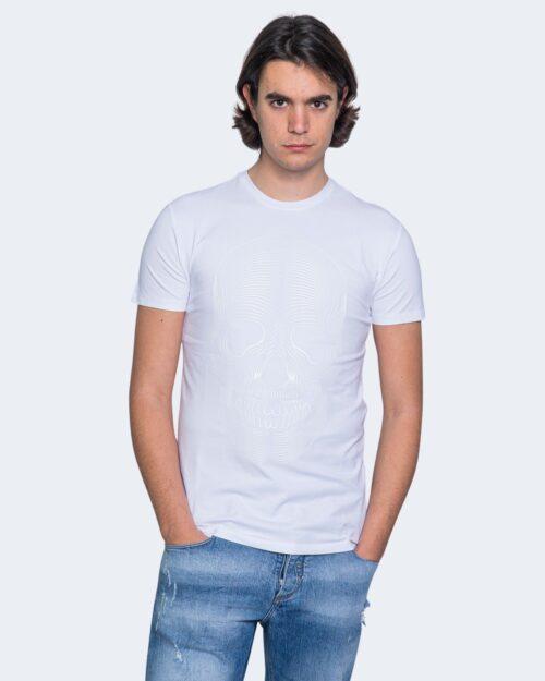T-shirt Antony Morato SUPER SLIM FIT Bianco - Foto 1