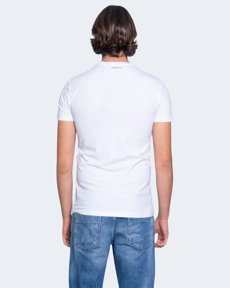 T-shirt Antony Morato SUPER SLIM FIT Bianco - Foto 2