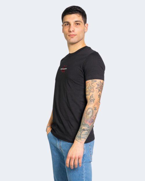 T-shirt Calvin Klein Jeans NEW ICONIC ESSENTIAL Nero - Foto 1