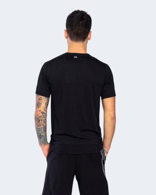 T-shirt Calvin Klein Jeans  Nero - Foto 3