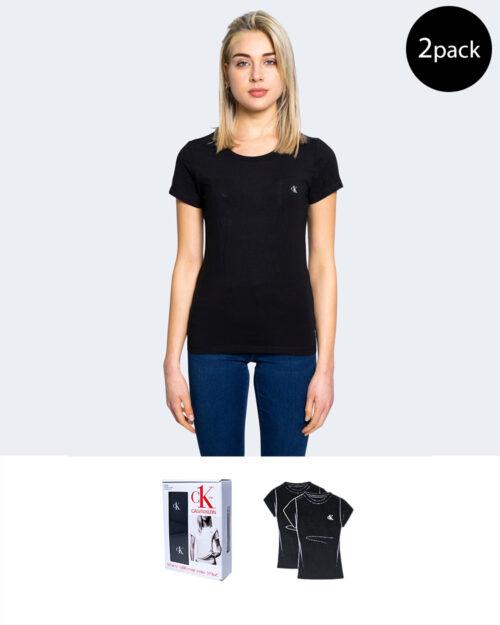 T-shirt Calvin Klein Underwear calvin Klein CREW NECK Nero – 62919