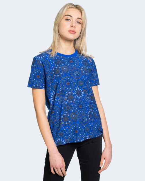 T-shirt Desigual LYON Azzurro - Foto 1