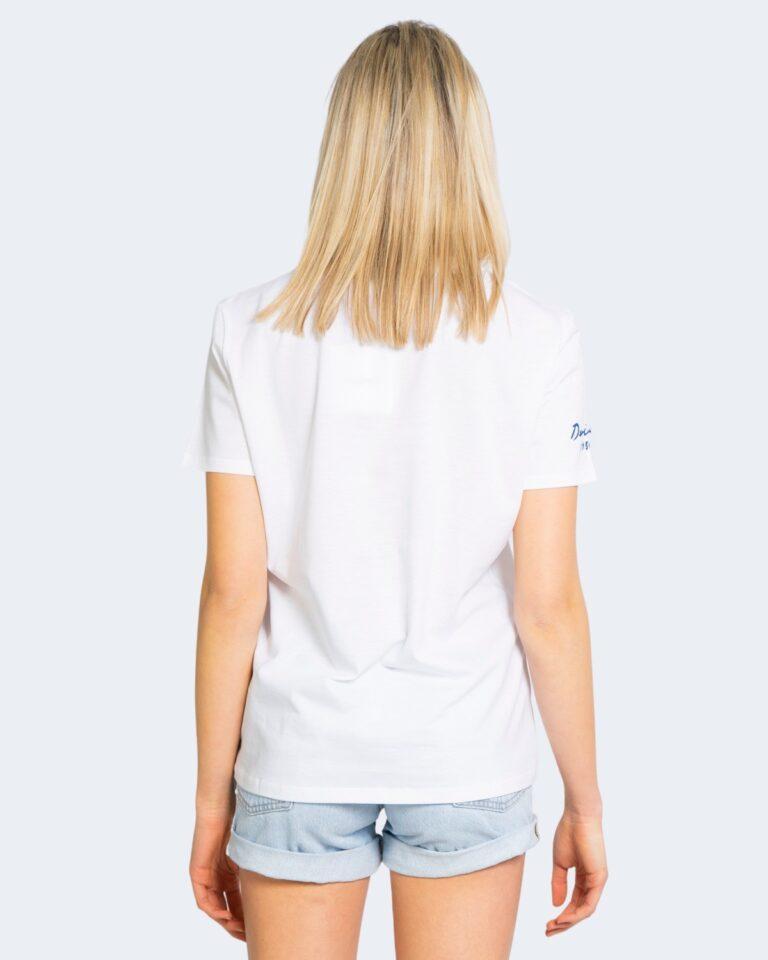 T-shirt Desigual LEMONS Bianco - Foto 2