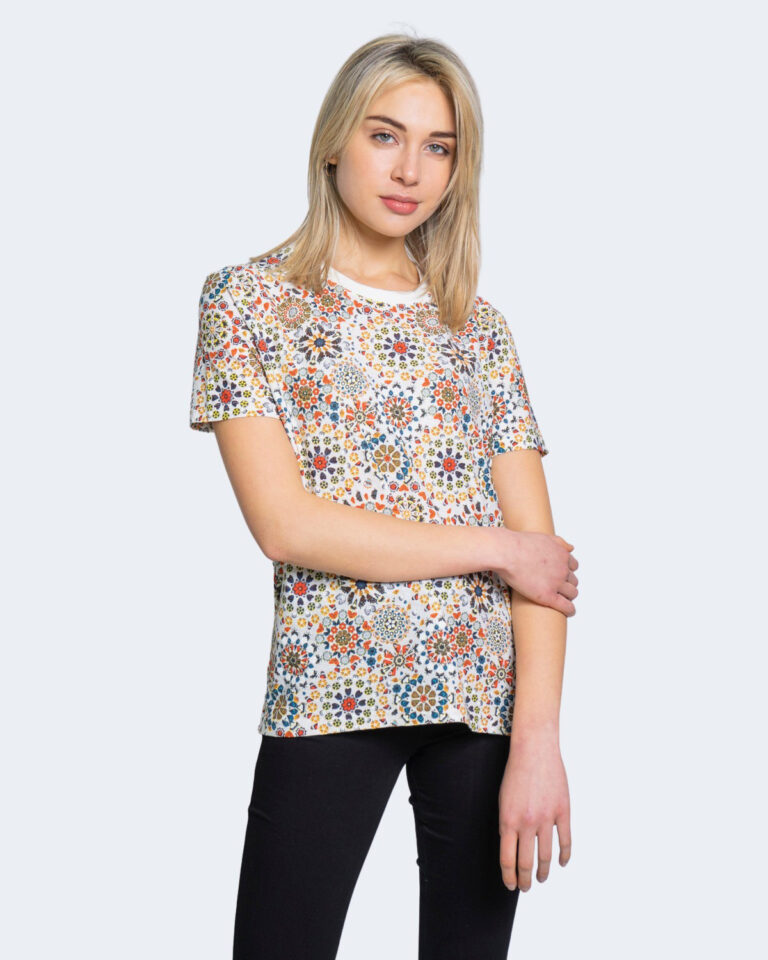 T-shirt Desigual LYON Bianco - Foto 1