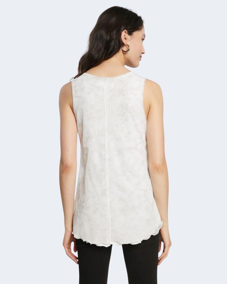 T-shirt Desigual MELISA Bianco - Foto 2
