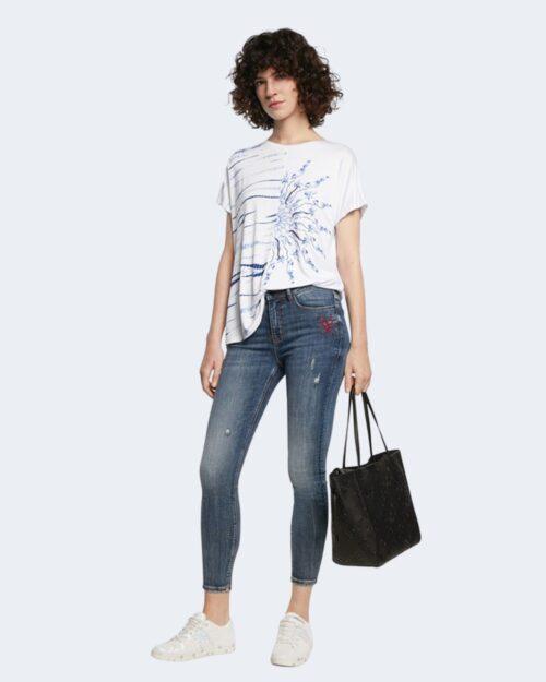 T-shirt Desigual NANETTE Bianco – 65525