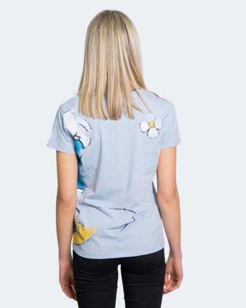 T-shirt Desigual MINNIE Celeste – 65548