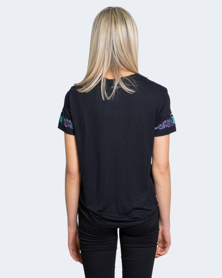 Desigual T-shirt TS DAKOTA 20WWTKA3 - 2