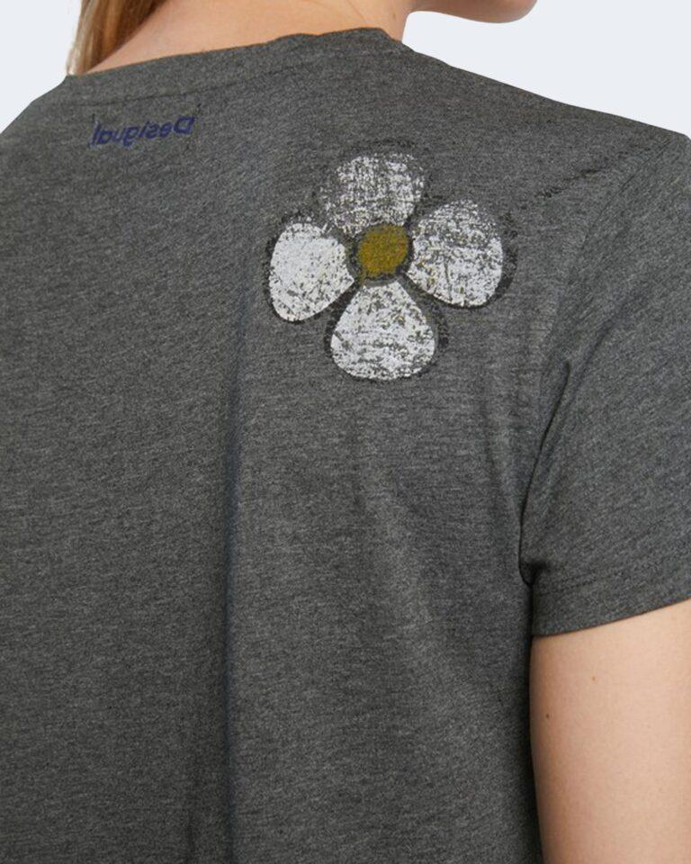T-shirt Desigual MINNIE Nero - Foto 3