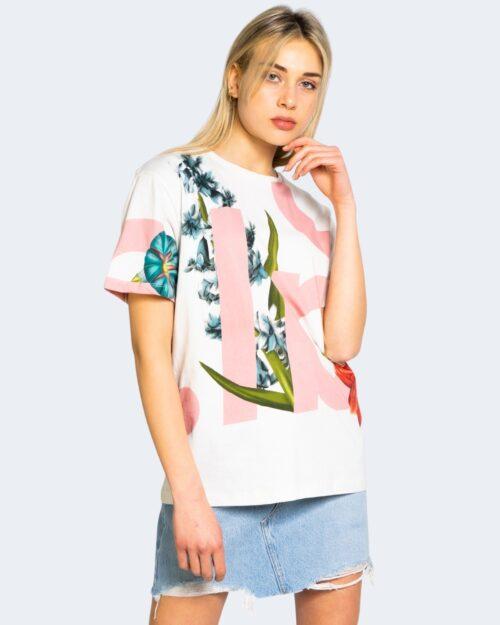T-shirt Desigual DSGL Panna - Foto 2