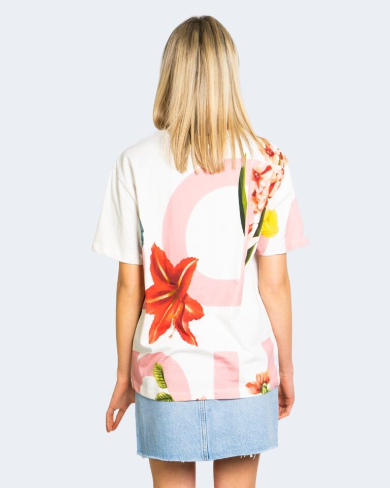 T-shirt Desigual DSGL Panna - Foto 3