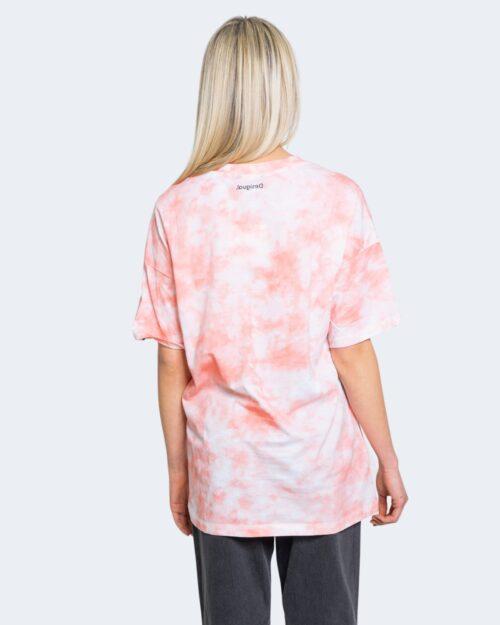 T-shirt Desigual TS BRUSELAS Rosa – 61739