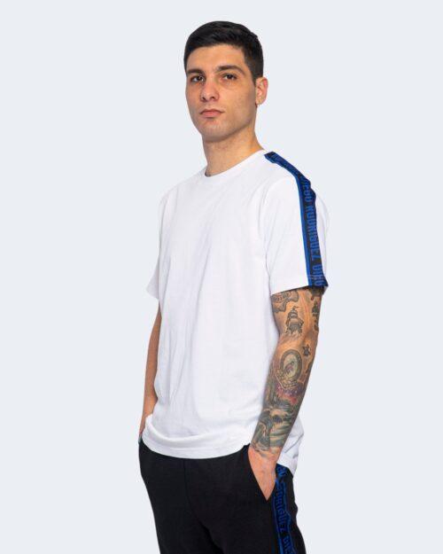 T-shirt Diego Rodriguez BANDA FLUO Blu - Foto 1