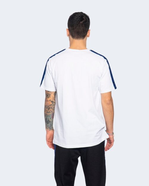 T-shirt Diego Rodriguez BANDA FLUO Blu - Foto 3