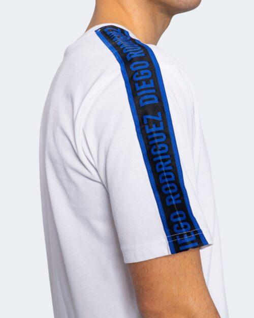 T-shirt Diego Rodriguez BANDA FLUO Blu - Foto 4