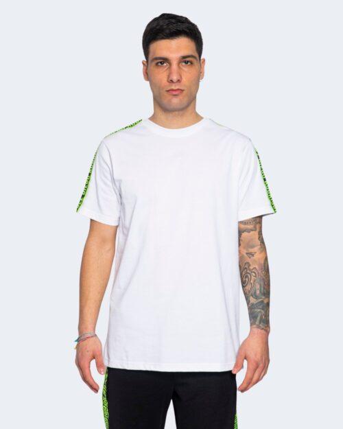 T-shirt Diego Rodriguez BANDA FLUO Giallo fluo – 67996