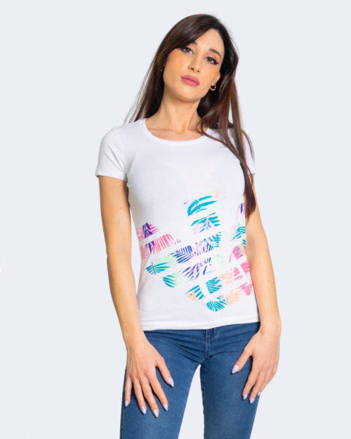 T-shirt Ea7 PALME Bianco – 68908