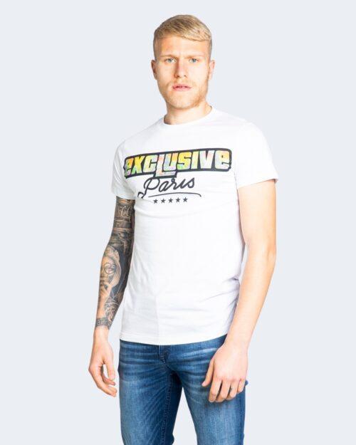 T-shirt Exclusive Paris FANTASY Bianco – 68915